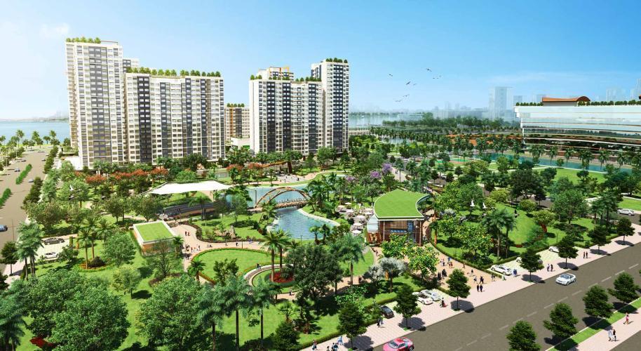 cong vien new city
