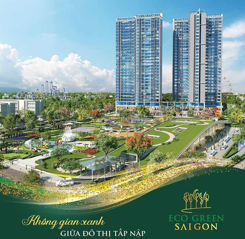 Công viên Eco Green Sài Gòn