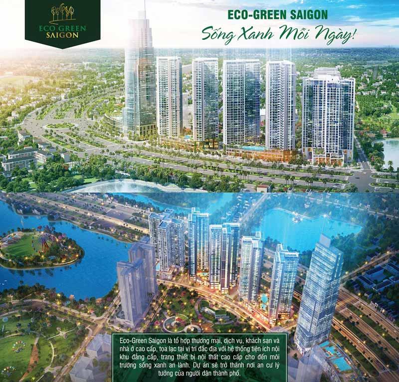 Sống Xanh mỗi ngày cùng Eco Green Sài Gòn