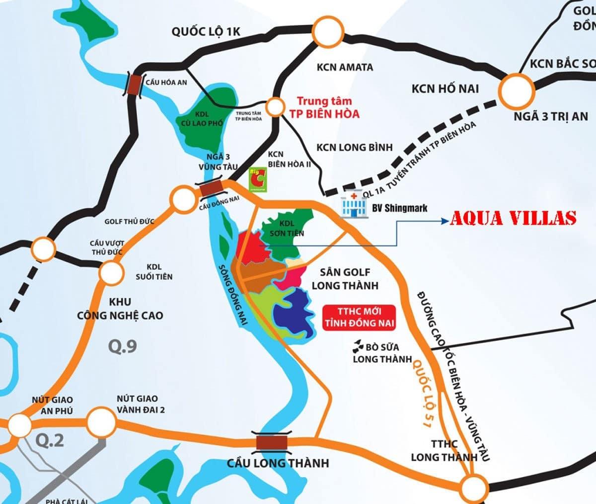 Aqua City Đông Nai