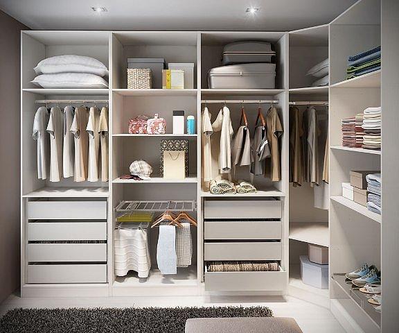 Kinh nghiệm chọn tủ quần áo nên chọn lựakiểu dáng
