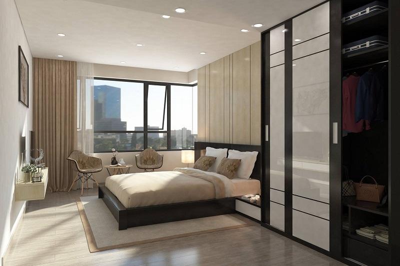Kế hoạchthiết kế nội thất cần chú trọng nơilưu trữtủáo quần