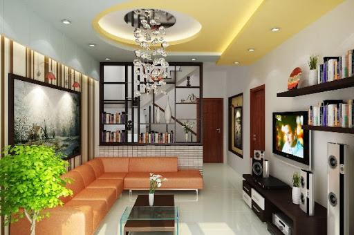 Trang trí nội thất phòng khách: Định hình rõphong cách