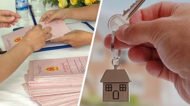 Chuyển nhượng căn hộ chung cư khi đã có sổ hồng