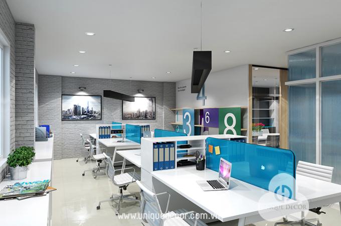 Vì saophải thiết kế nội thất văn phòng?