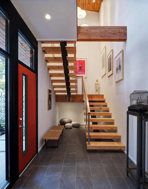 Những nguyên tắc cần nhớ khi thiết kế cầu thang