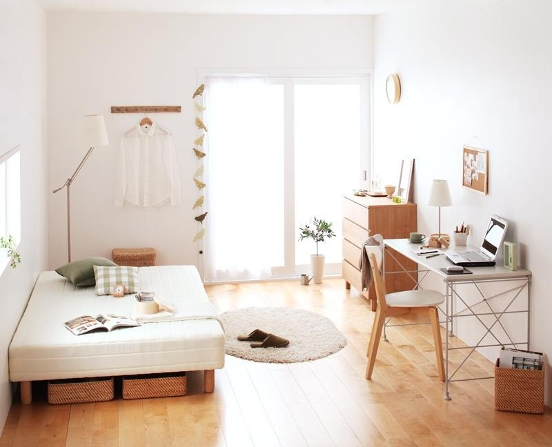 Cácphong cáchthiết kế nội thất phòng ngủ giúp kéo rộng không gian