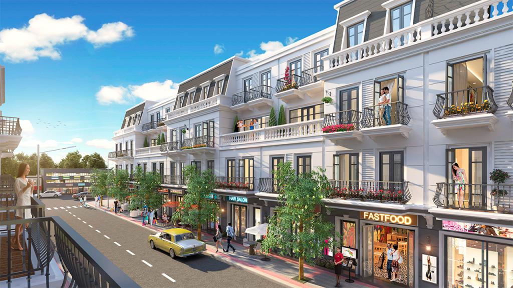 Shophouse Phú Quốc là dự án vô cùng tiềm năng