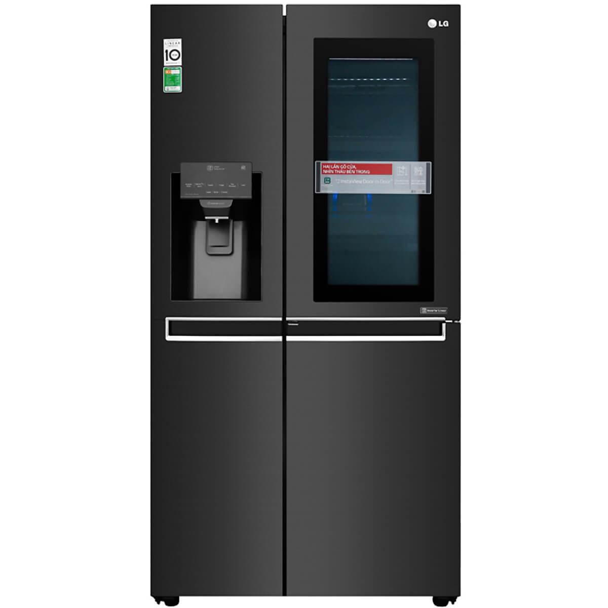 Tủ Lạnh cao cấp LG InstaView Door-in-Door Inverter GR-X247MC