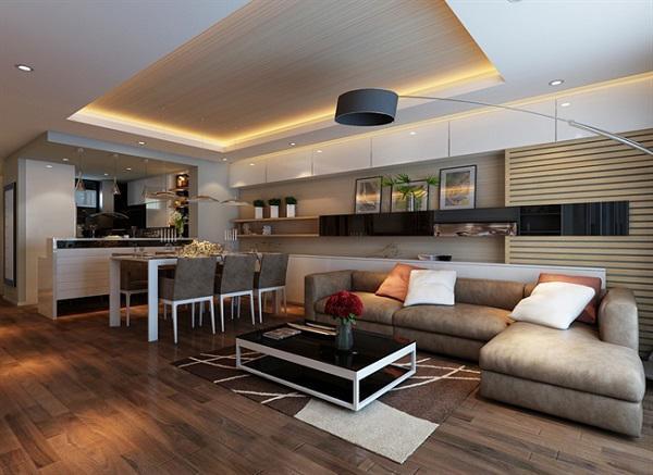 Tổng hợp 8 phong cách thiết kế nội thất chung cư đẹp trên thế giới - Tổng  Công ty Xây Dựng Hà Nội