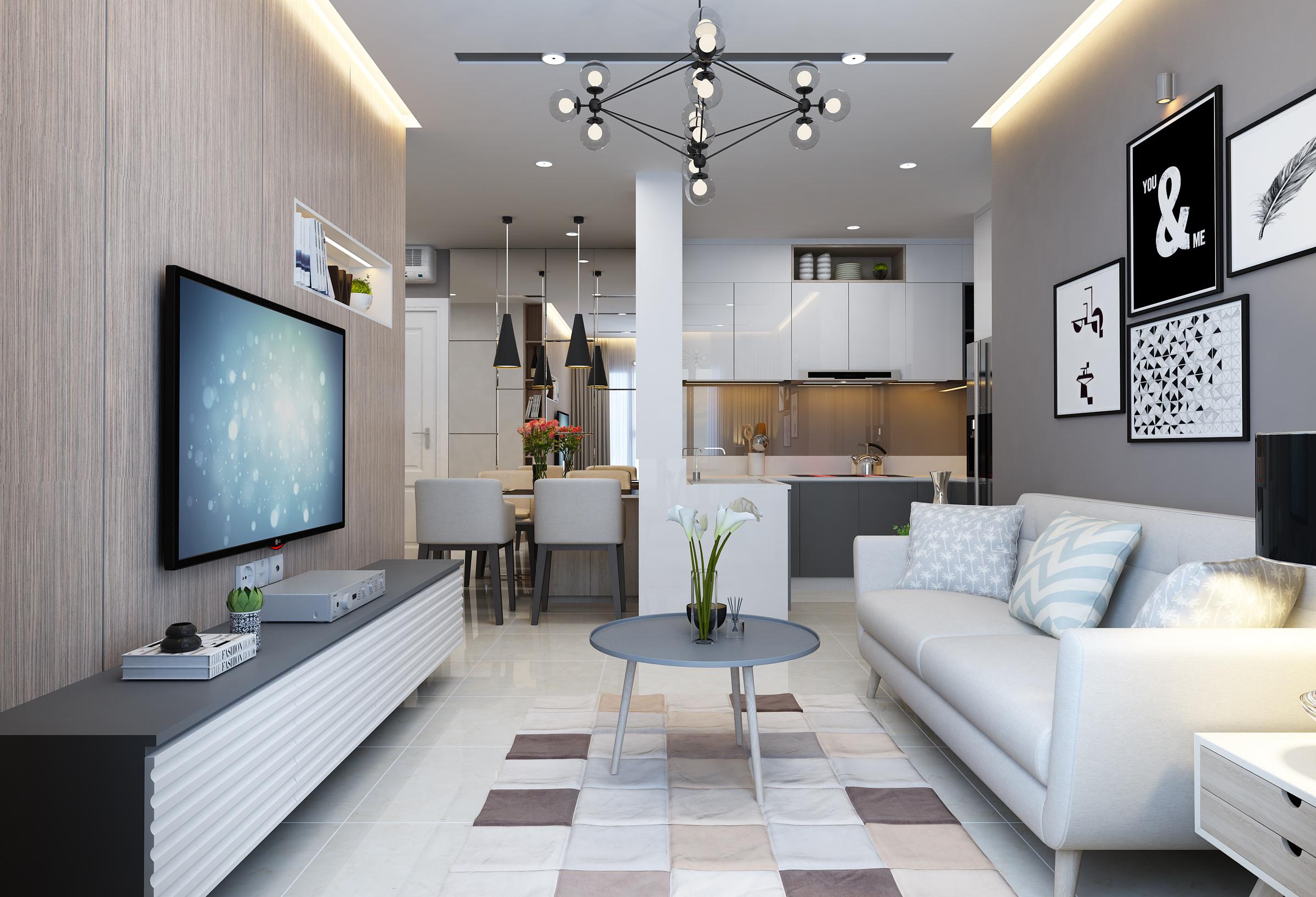 Thiết Kế Nội Thất Nam Phú - Thiết kế nội thất | Thi công nội thất | Thiết  Kế Nội Thất Nam Phú