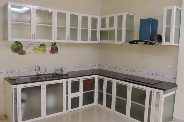 Đặc tính nổi bật của thiết kế tủ bếp inox cánh gỗ - Kệ bếp inox 304
