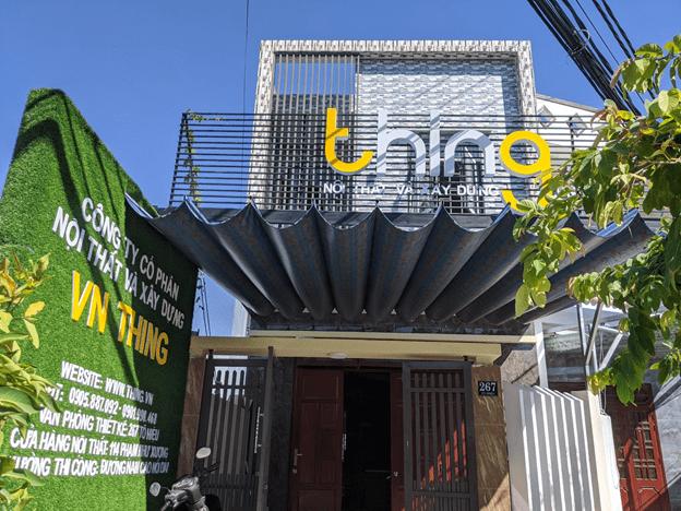 công ty thiết kế nội thất Đà Nẵng