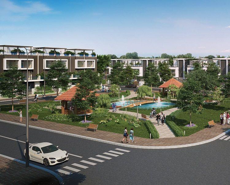 Centana City Điền Phúc Thành
