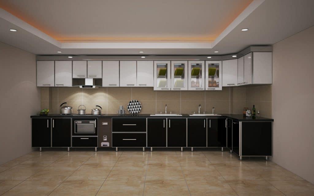 Những ưu điểm của tủ bếp inox 304 giá tốt - Inox Trung Thành