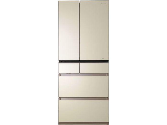 Tủ lạnh Panasonic NR-F610GT màu vàng 6 cửa cao cấp tại Nguyễn Kim