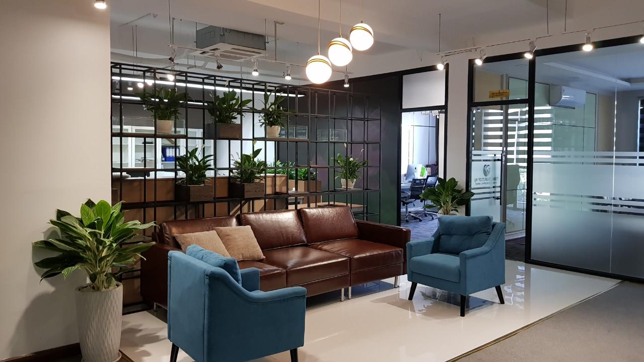 Nội thất văn phòng - An Việt Phát Group